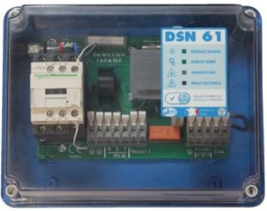 COFFRET DE PROTECTION DSN 61
